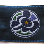 Girlguiding Thistle Ribbon