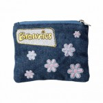 brownie denim purse