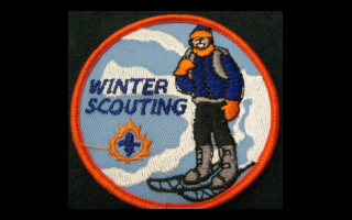 Winter Girl Guides