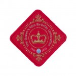 queen's 90th birthday badge