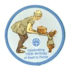 girl guide beatrix potter badge