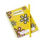 Brownies notepad