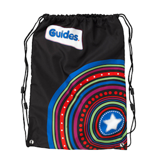 girl guide sling bag