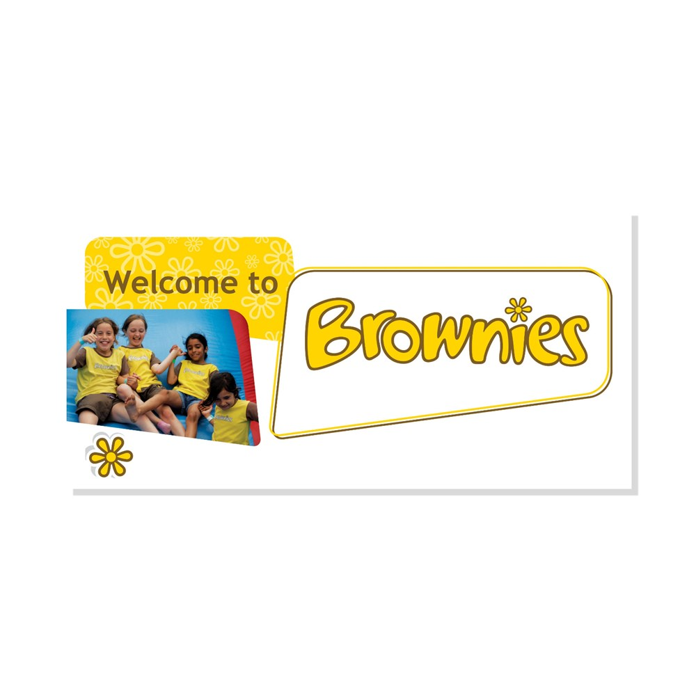 welcome to brownies 5 pack of cards